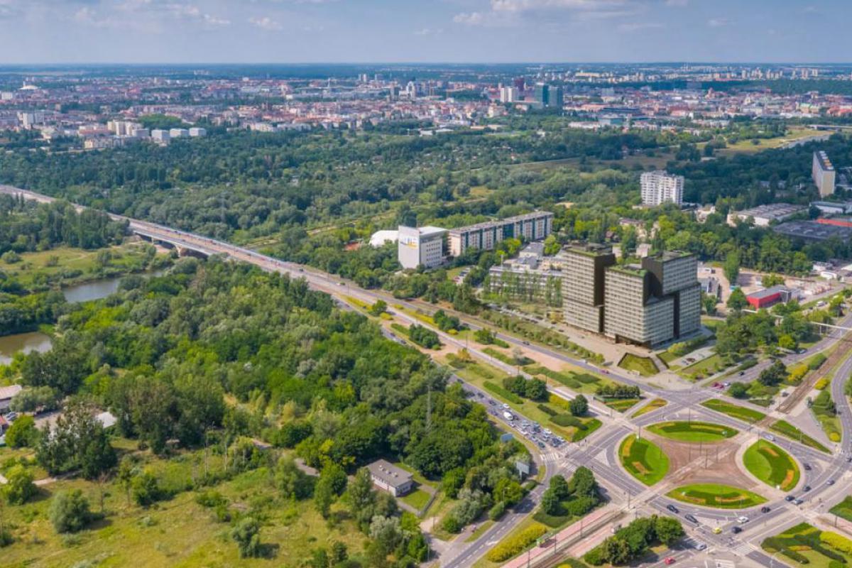 Warta Towers - Poznań, Rataje, ul. Rataje 166, Atal S.A. - zdjęcie 5