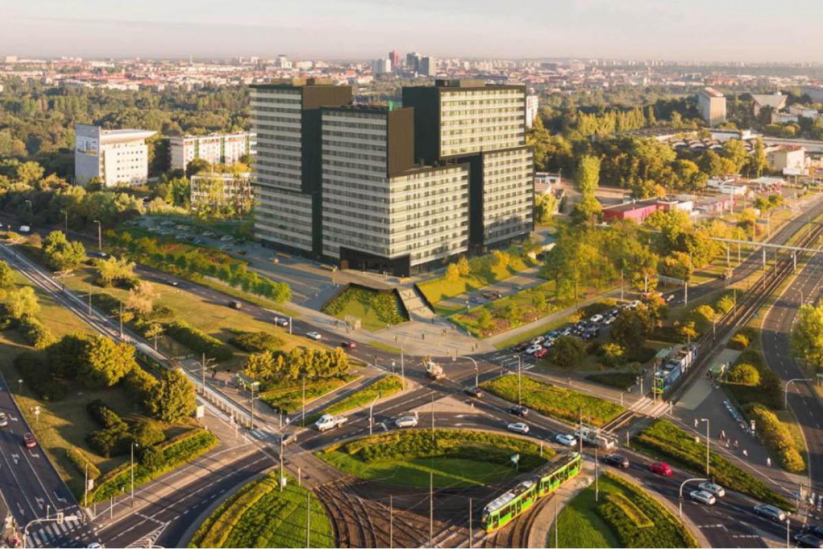 Warta Towers - Poznań, Rataje, ul. Rataje 166, Atal S.A. - zdjęcie 4