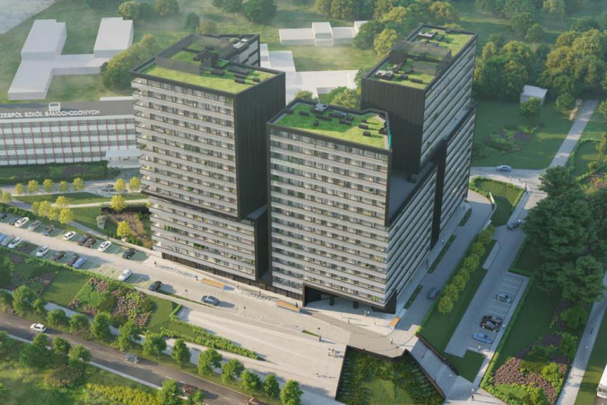 Warta Towers - Poznań, Rataje, ul. Rataje 166, Atal S.A. - zdjęcie 3