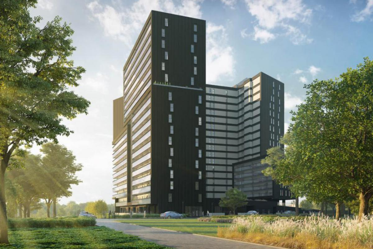 Warta Towers - Poznań, Rataje, ul. Rataje 166, Atal S.A. - zdjęcie 2