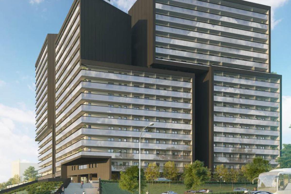 Warta Towers - Poznań, Rataje, ul. Rataje 166, Atal S.A. - zdjęcie 1