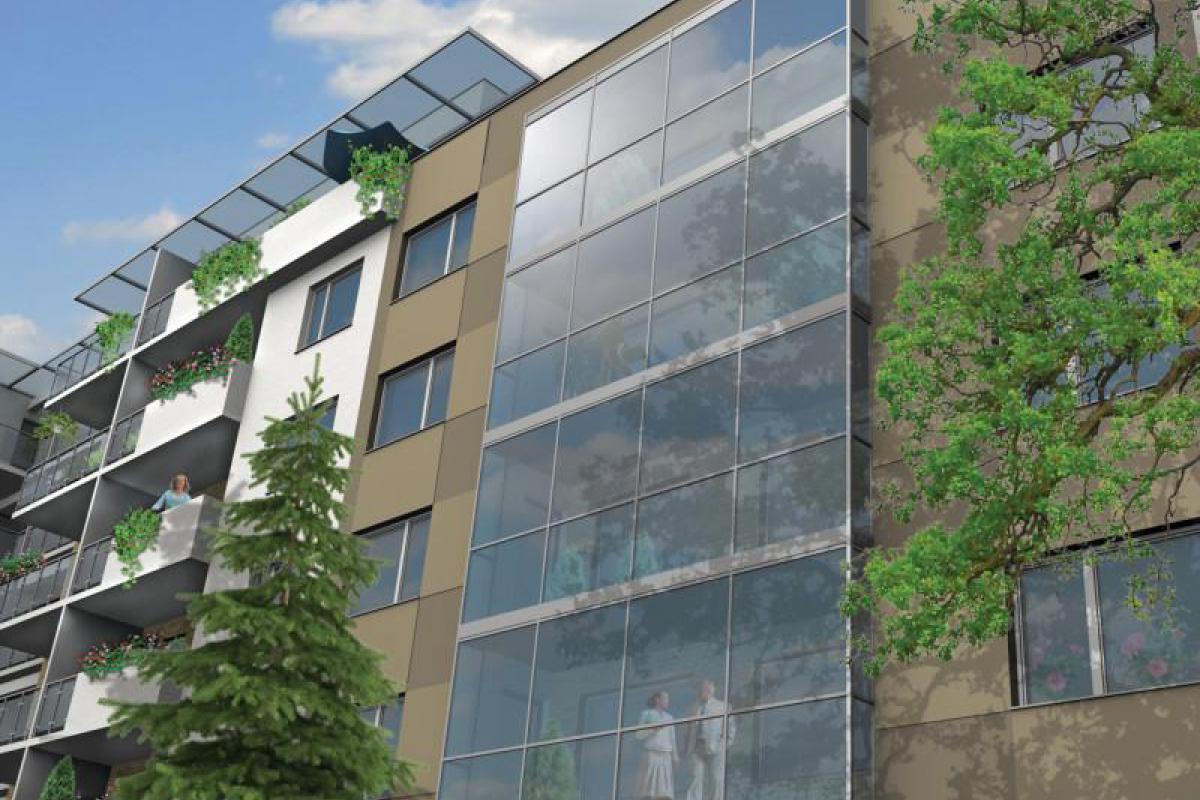 Rezydencja Metropolis - Bydgoszcz, ul. Dąbrowa 15, PRES Development - zdjęcie 1