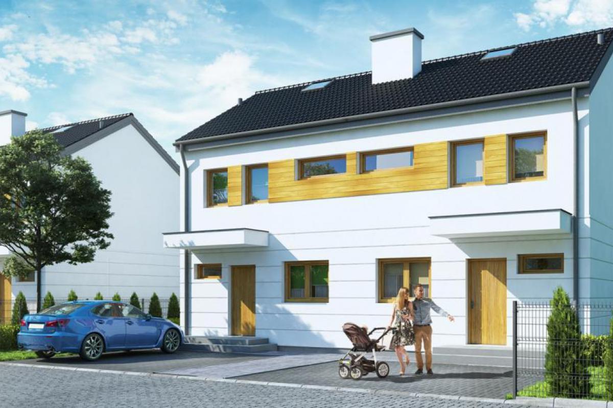 Osiedle Zielone Rogierówko - Rogierówko, ul. T. Kościuszki, Amber Haus Sp. z o.o. - zdjęcie 1