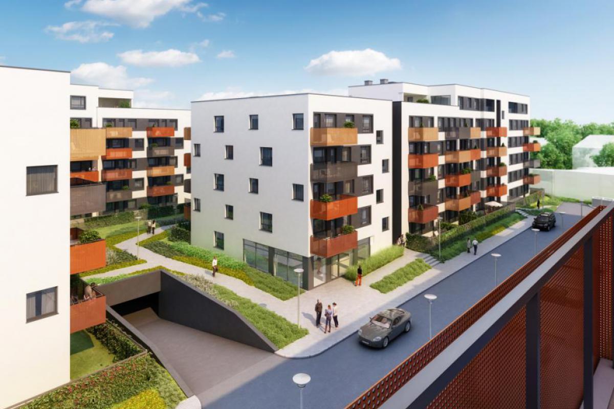Apartamenty Jana z Kolna - Zielona Góra, ul. Jana z Kolna 12 ABC, 12DE, 14AB, 14CDE, EBF DEVELOPMENT Sp. z o.o. Sp.k. - zdjęcie 3