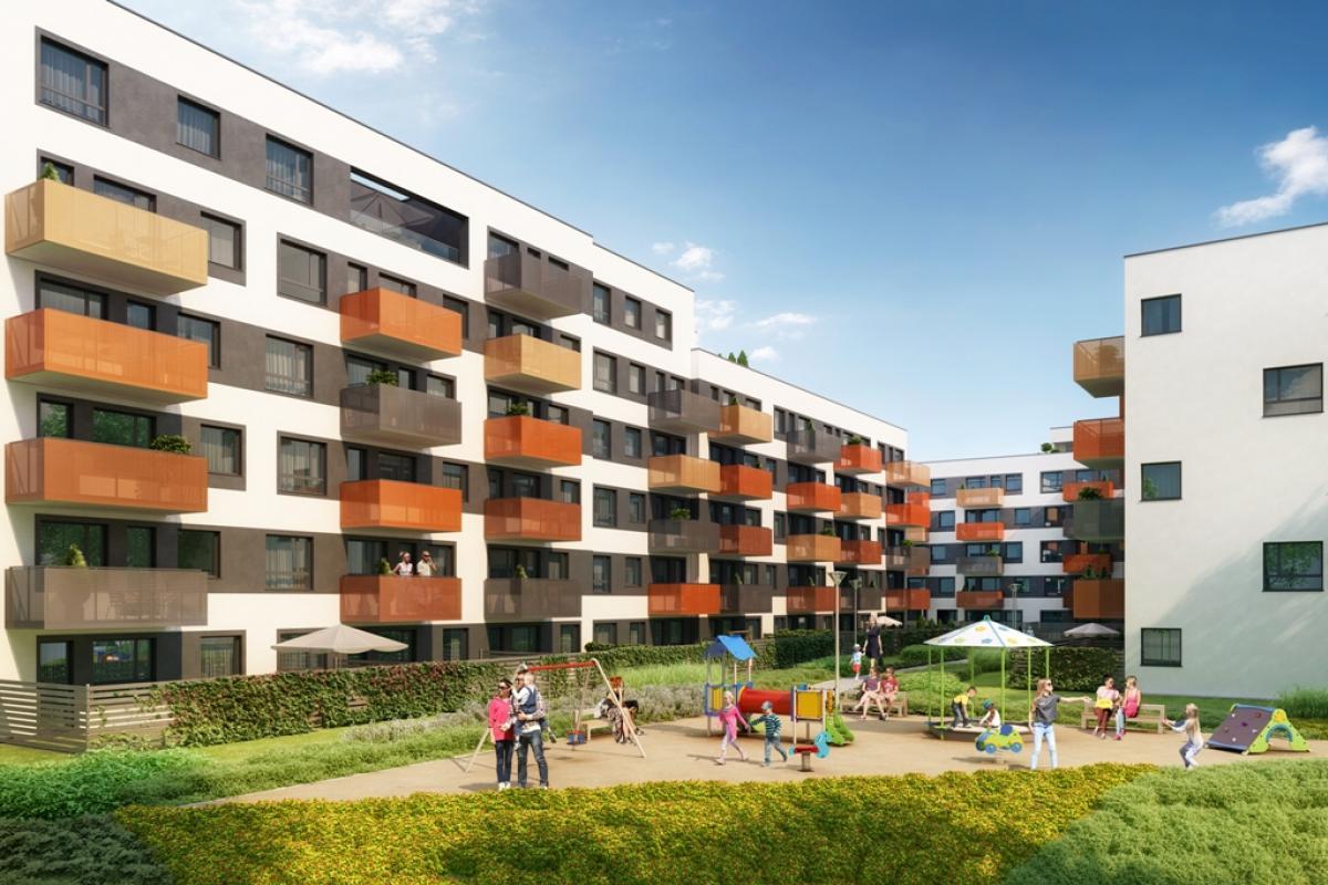 Apartamenty Jana z Kolna - Zielona Góra, ul. Jana z Kolna 12 ABC, 12DE, 14AB, 14CDE, EBF DEVELOPMENT Sp. z o.o. Sp.k. - zdjęcie 4