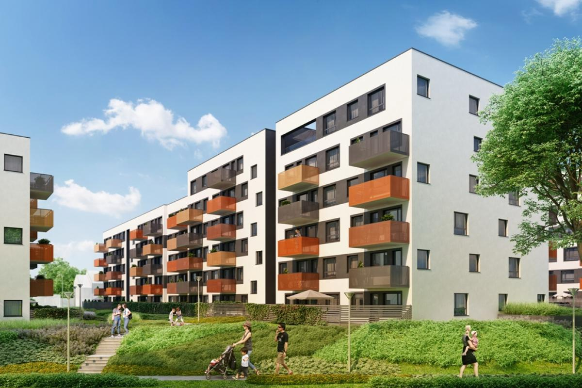 Apartamenty Jana z Kolna - Zielona Góra, ul. Jana z Kolna 12 ABC, 12DE, 14AB, 14CDE, EBF DEVELOPMENT Sp. z o.o. Sp.k. - zdjęcie 5