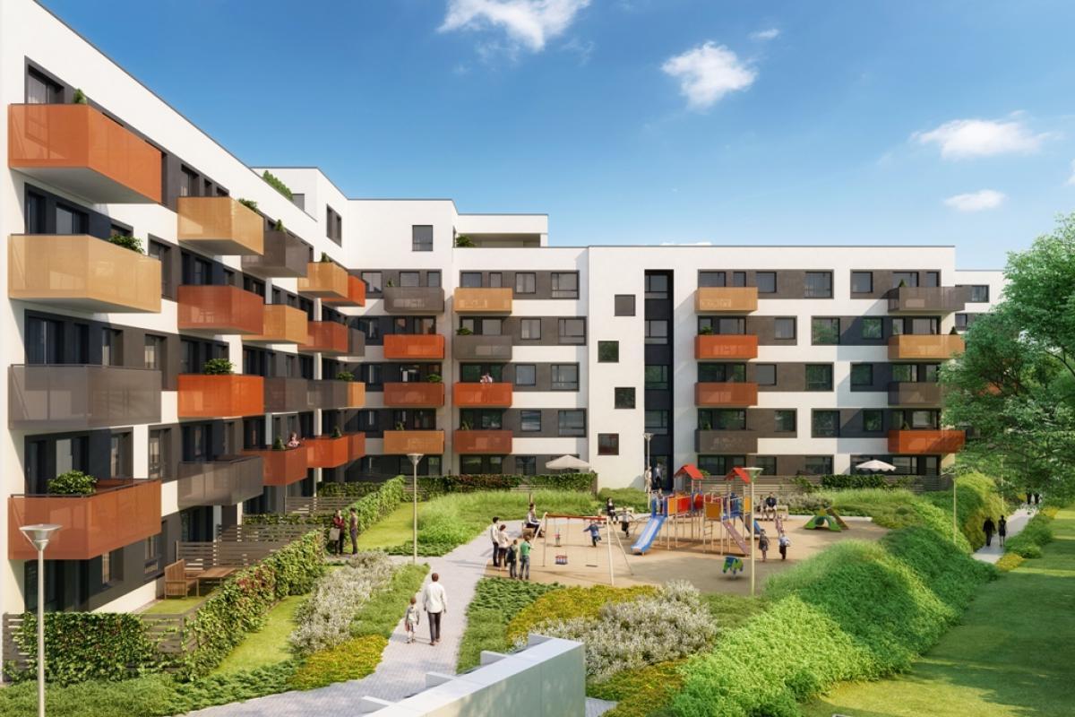 Apartamenty Jana z Kolna - Zielona Góra, ul. Jana z Kolna 12 ABC, 12DE, 14AB, 14CDE, EBF DEVELOPMENT Sp. z o.o. Sp.k. - zdjęcie 6
