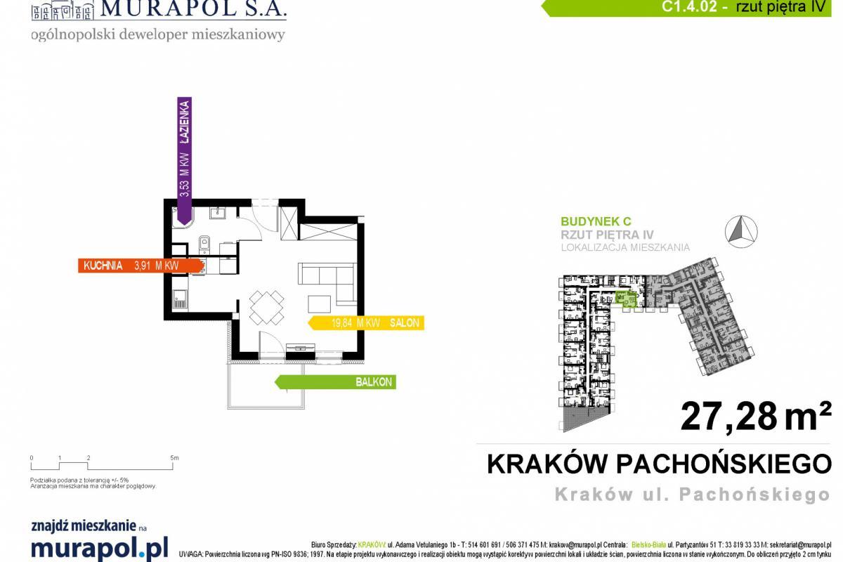 Murapol Parki Krakowa  - Kraków, Krowodrza, ul. Pachońskiego , Murapol S.A. - zdjęcie 7