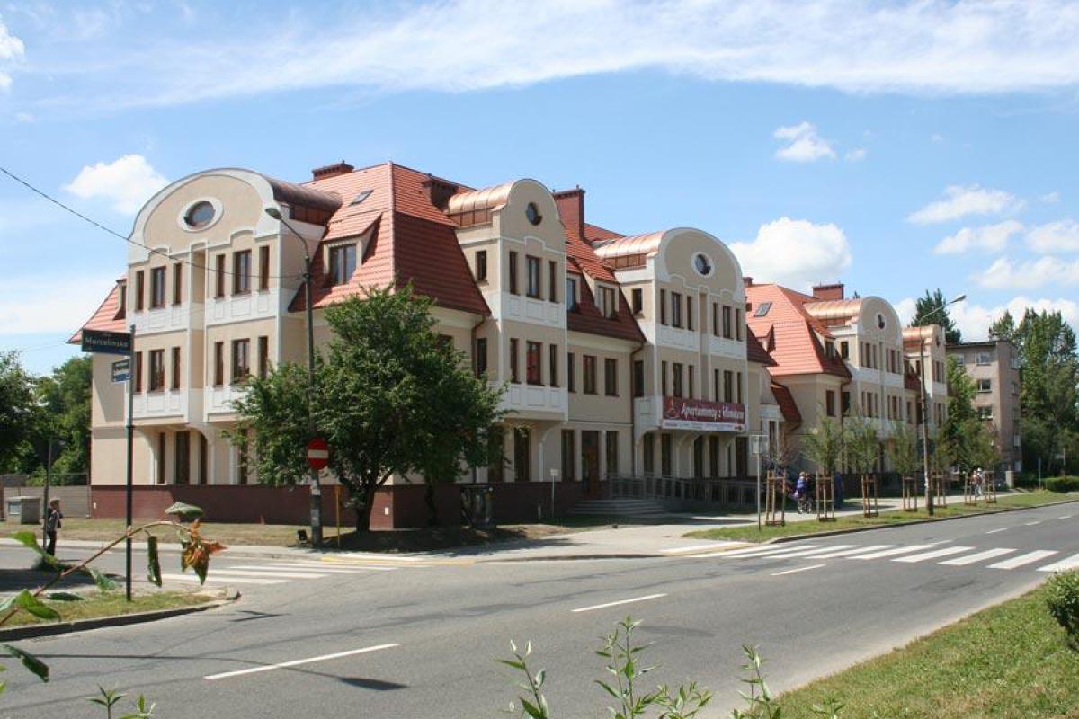 Dwór Marcelin - Poznań, Stary Grunwald, ul. Marcelińska 62, SAP-PROPERTY Sp. z o.o. - zdjęcie 2