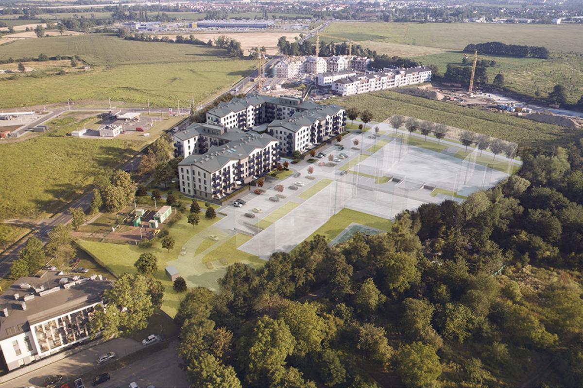 Awipolis - Wrocław, Oporów, ul. Avicenny/ul. Jordanowska, Archicom S.A. - zdjęcie 2
