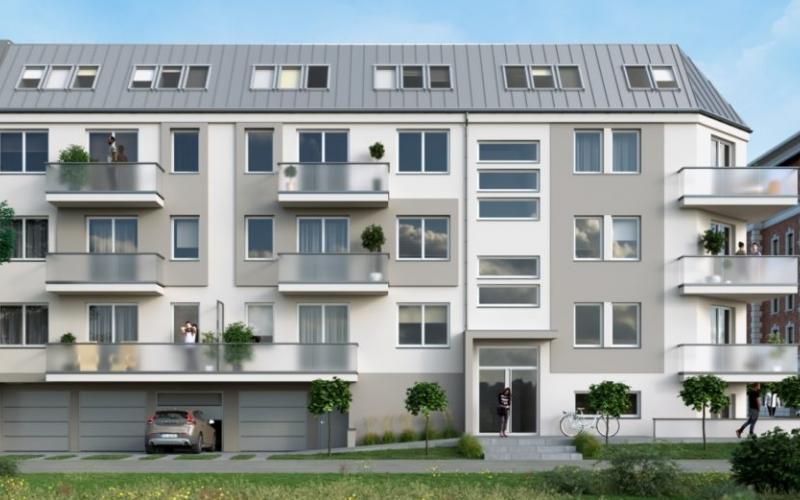 Leonarda8 - Poznań, Winiary, ul. św. Leonarda 8, Quadro Development  - zdjęcie 1