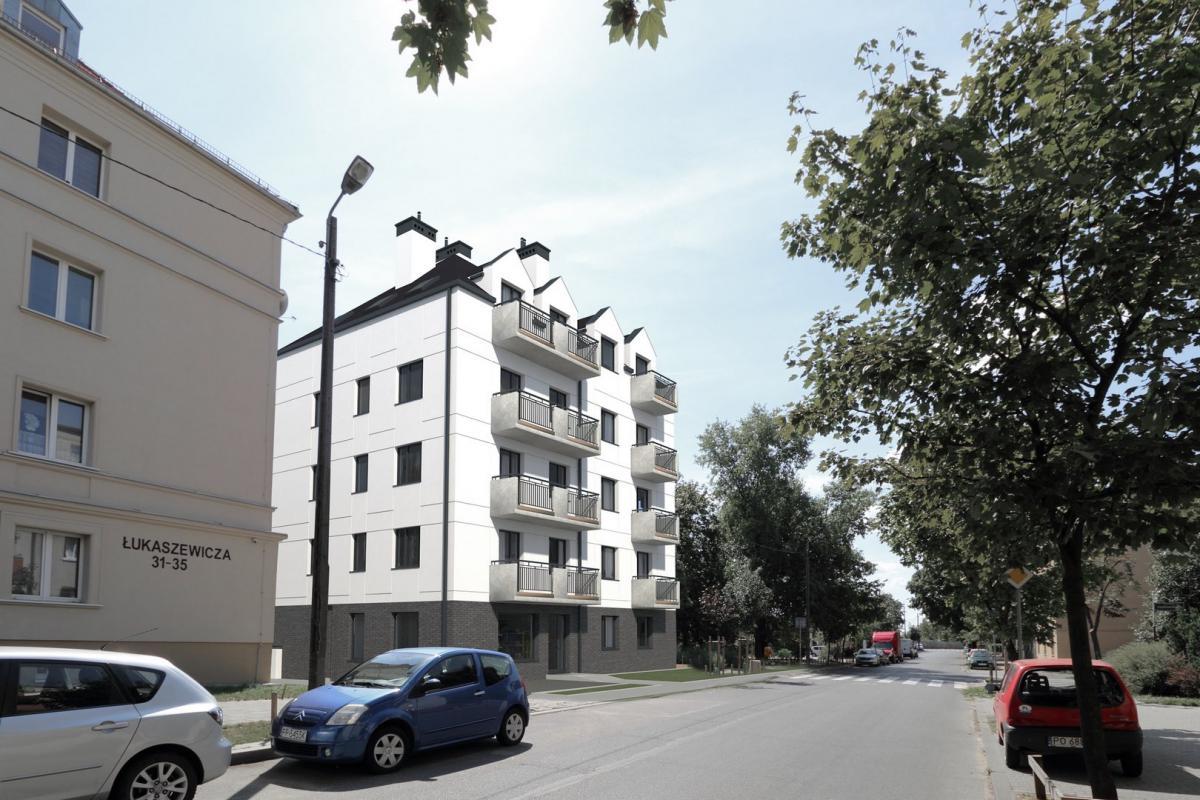 Łukaszewicza 37 - Poznań, Łazarz, ul. Łukaszewicza 37, Martin Domy Pod Klucz Marcin Jankowiak  - zdjęcie 5