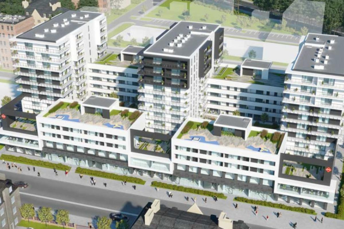 Apartamenty Drewnowska 43 - Łódź, ul. Drewnowska 43, Atal S.A. - zdjęcie 1