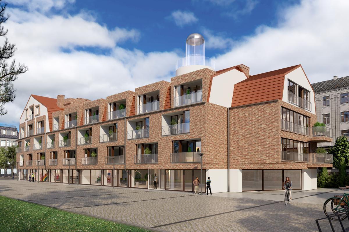 Tumsky Residence - Poznań, Ostrów Tumski, ul. Zagórze 9 , DOM-EKO Sp. z o.o. - zdjęcie 2