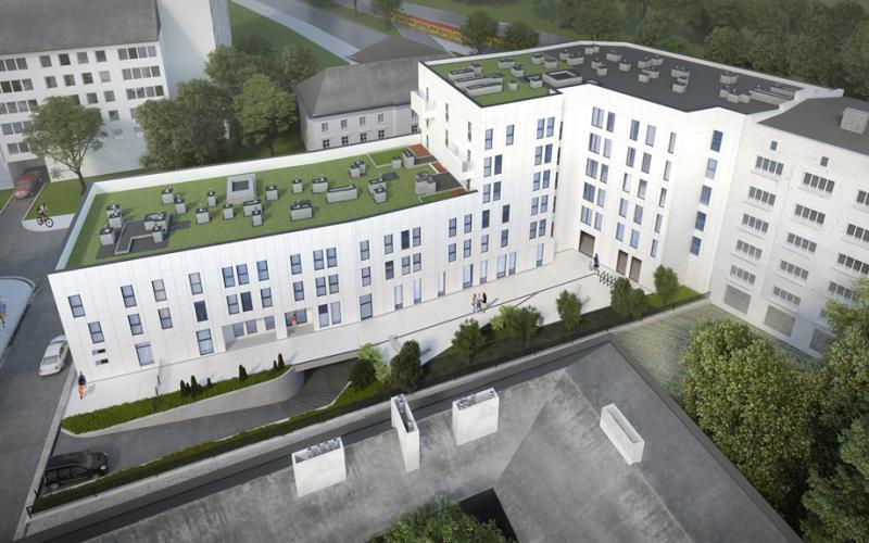 Apartamenty Targowa 10 - Warszawa, ul. Targowa 10, BJM DEVELOPMENT S.C. - zdjęcie 3