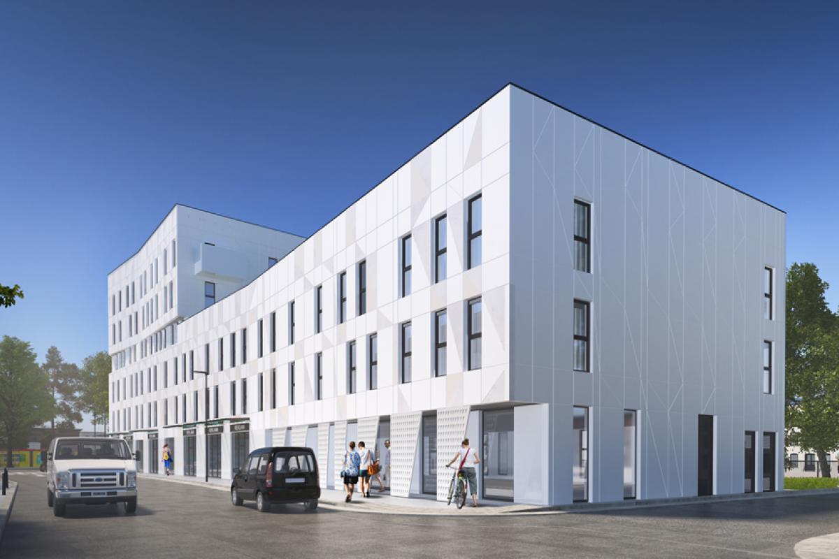 Apartamenty Targowa 10 - Warszawa, ul. Targowa 10, BJM DEVELOPMENT S.C. - zdjęcie 2