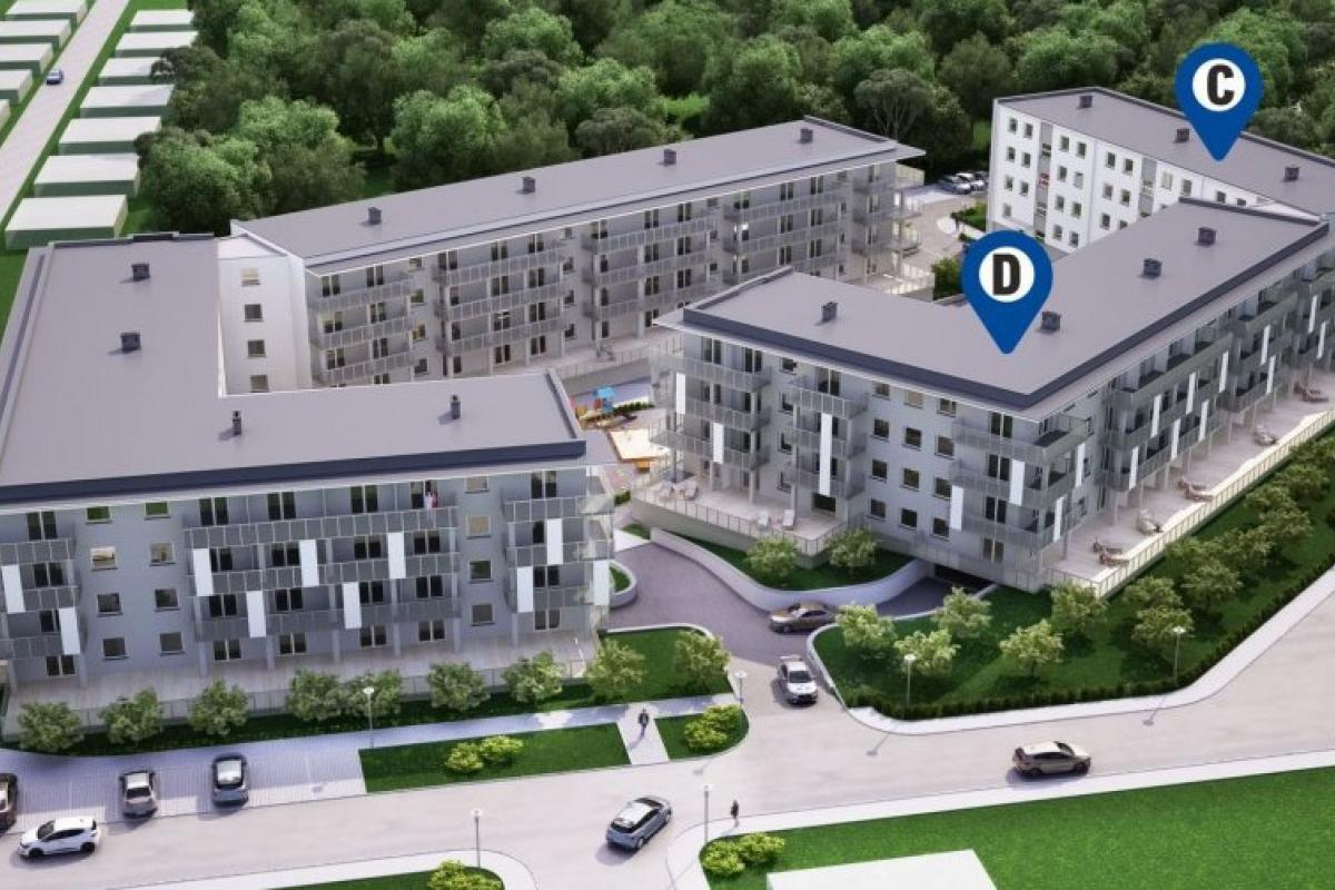 Polanka - etap D - Zielona Góra, ul. Polanka, BUDNEX DEWELOPER Sp. z o.o. - zdjęcie 1