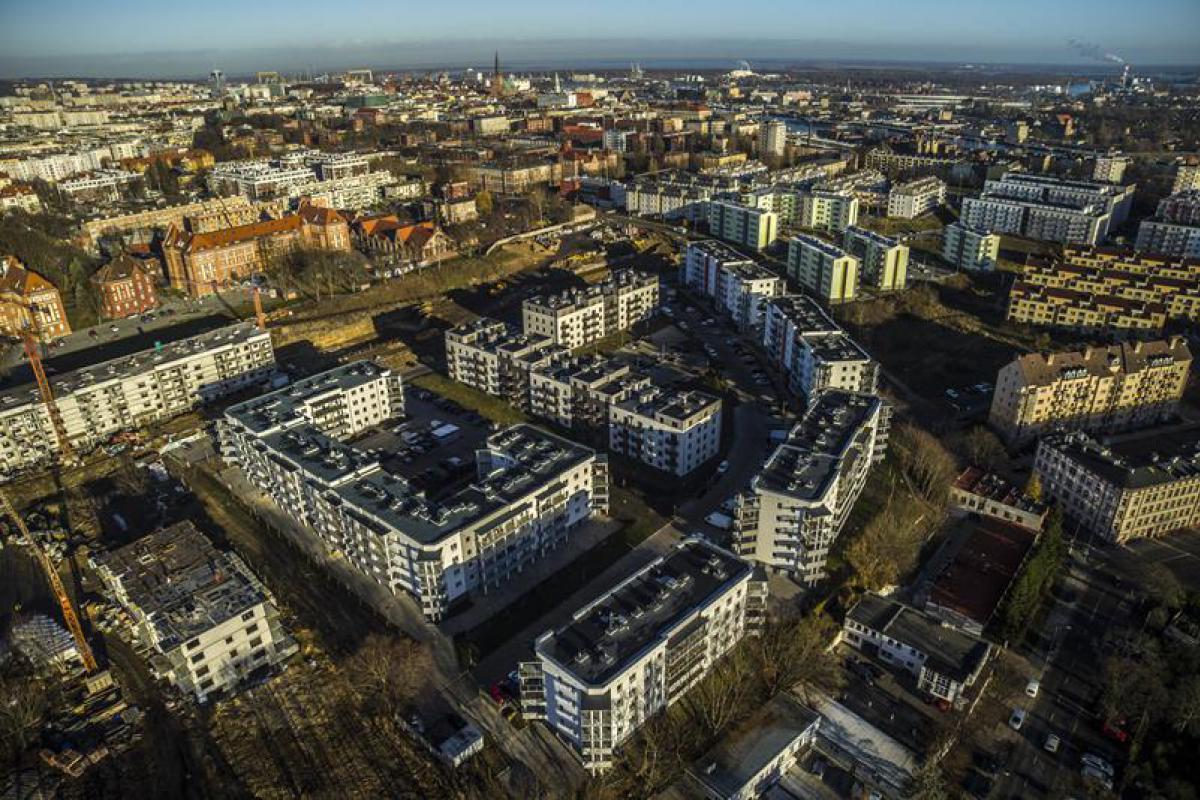 ul. Lewandowskiego - etap III - Szczecin, ul. Lewandowskiego, BUDNEX DEWELOPER Sp. z o.o. - zdjęcie 1