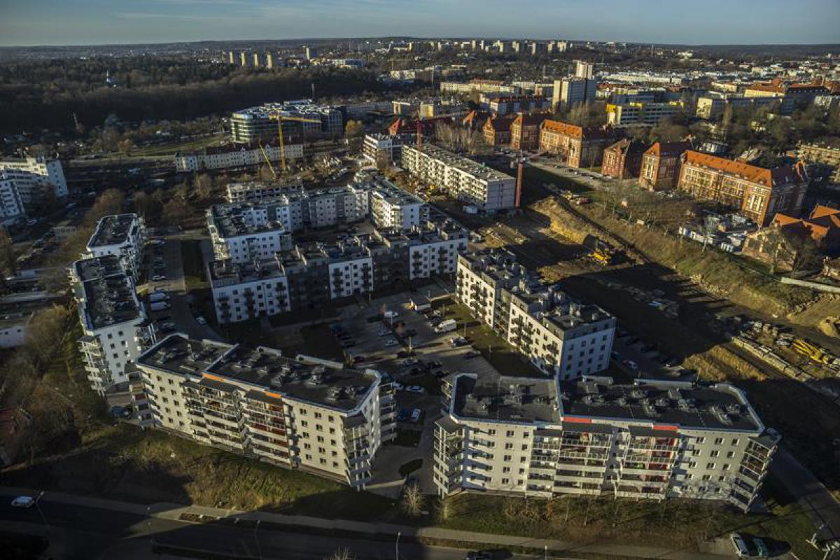 ul. Lewandowskiego - etap III - Szczecin, ul. Lewandowskiego, BUDNEX DEWELOPER Sp. z o.o. - zdjęcie 2