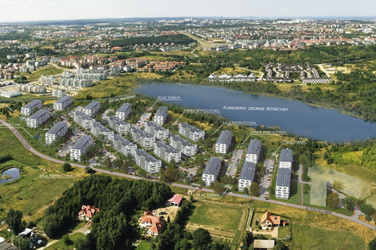 Osiedle Pastelowe - Gdańsk, ul. Pastelowa, Dekpol Deweloper - zdjęcie 6