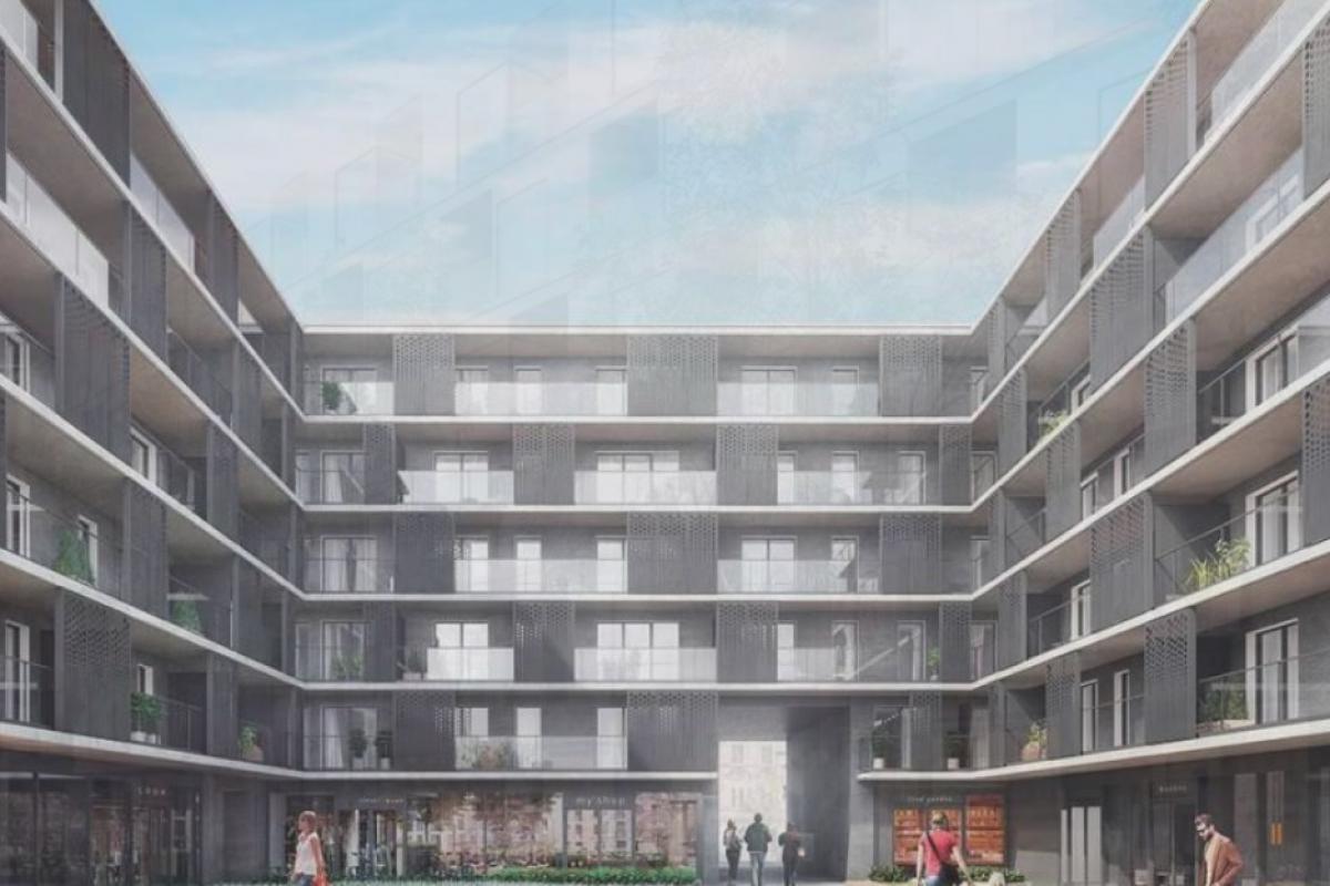Apartamenty Księcia Witolda - Wrocław, ul. Księcia Witolda 28, Dom Development S.A. - zdjęcie 2