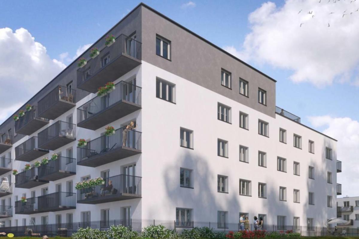 Osiedle Idylla - Wrocław, Stabłowice, ul. Stabłowicka 116, Dom Development S.A. - zdjęcie 2