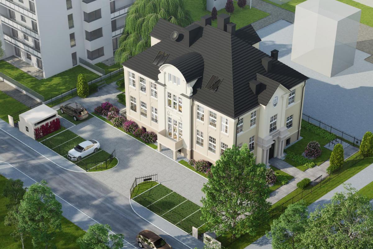 Nowe Miasto Różanka Villa