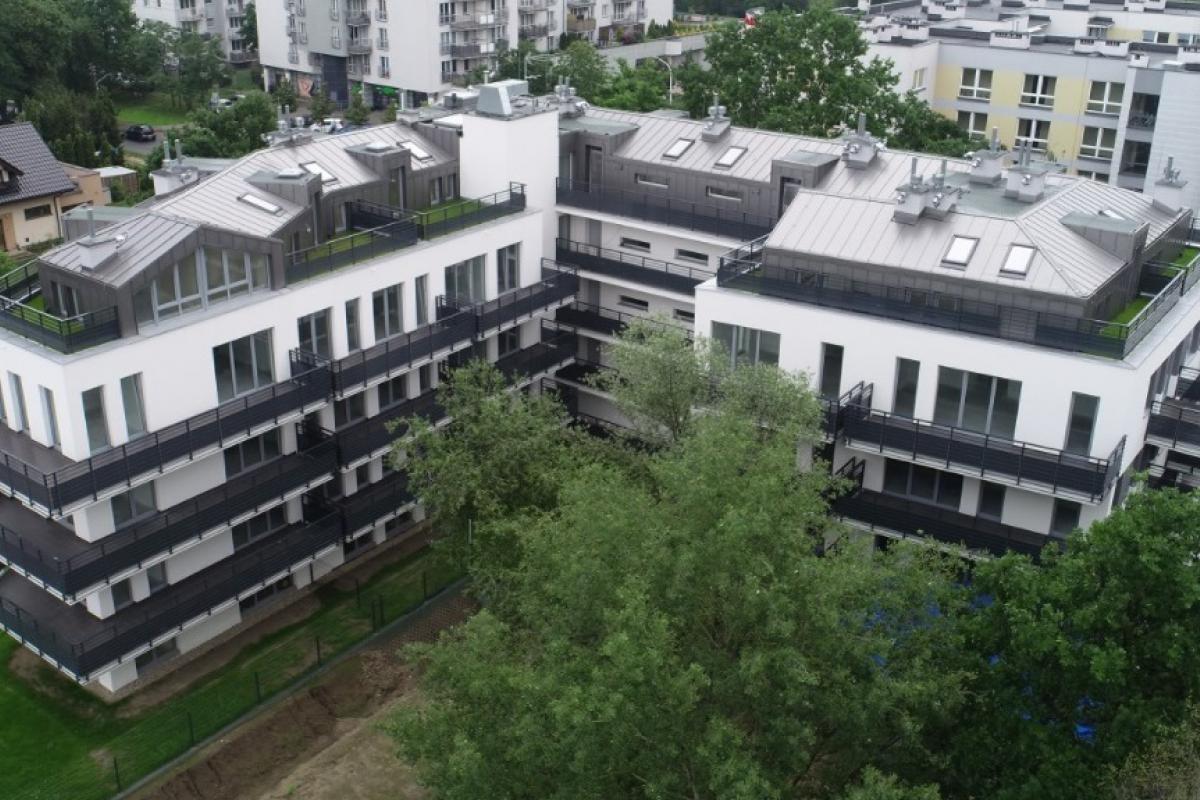 Mehoffera - Warszawa, Tarchomin, ul. Mehoffera/Talarowa, Grupa Inwest - zdjęcie 1