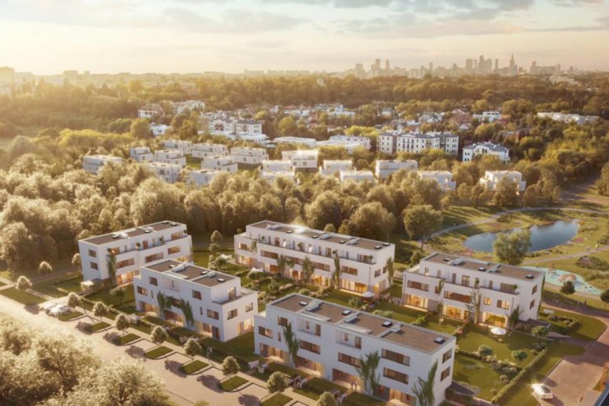 Nova Królikarnia - Warszawa, Ksawerów, ul. Jaśminowa, Ronson Development - zdjęcie 2