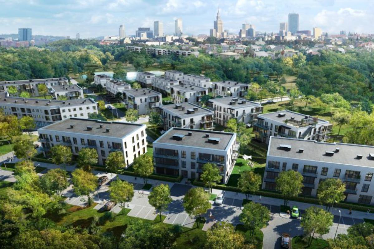 Nova Królikarnia - Warszawa, Ksawerów, ul. Jaśminowa, Ronson Development - zdjęcie 1