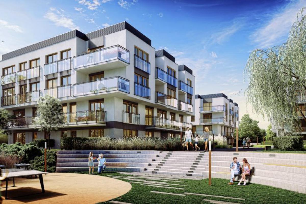 Miasto Marina - Wrocław, Przedmieście Oławskie, ul. Na Grobli, Ronson Development - zdjęcie 2
