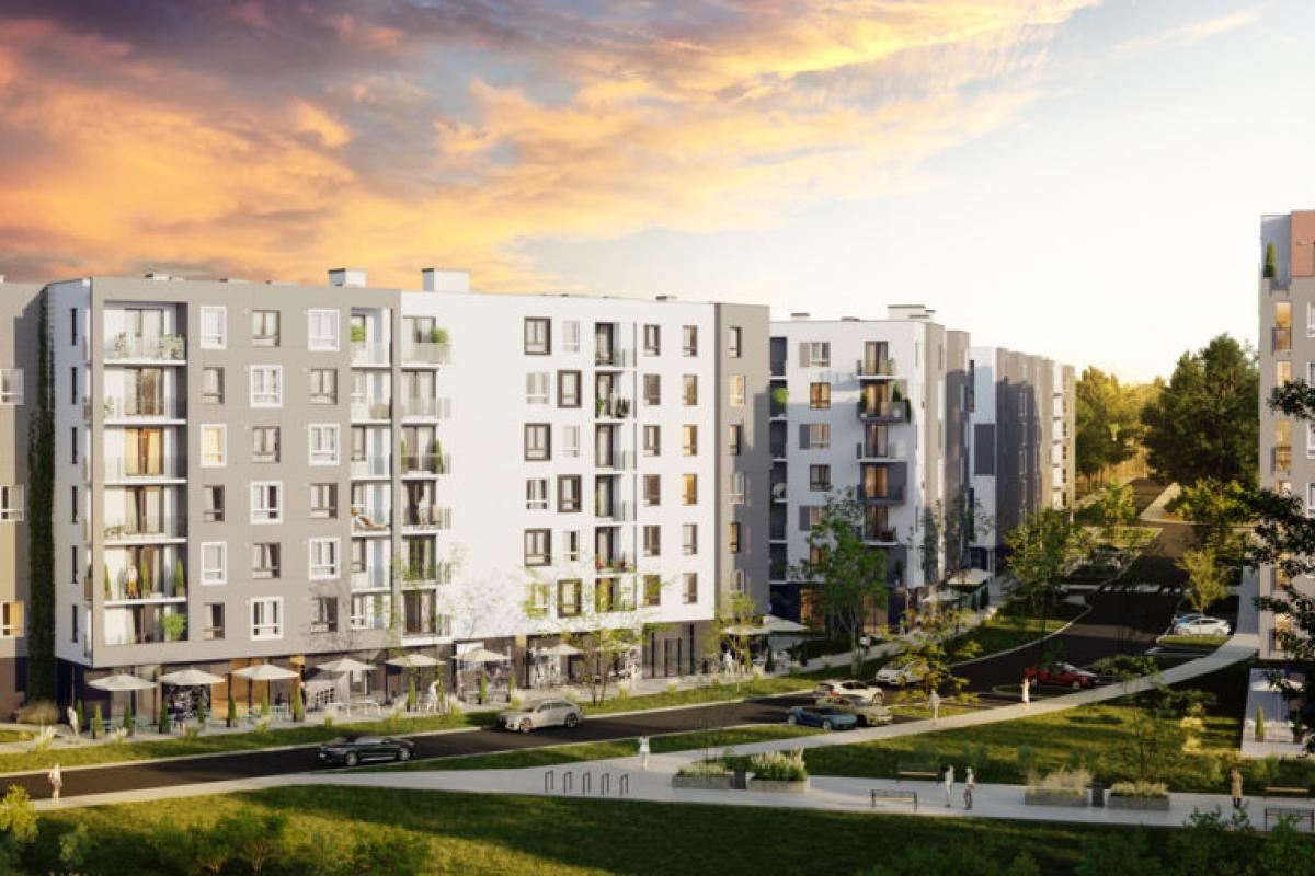 Ursus Centralny - Warszawa, Gołąbki, ul. Gierdziejewskiego 23, Ronson Development - zdjęcie 2