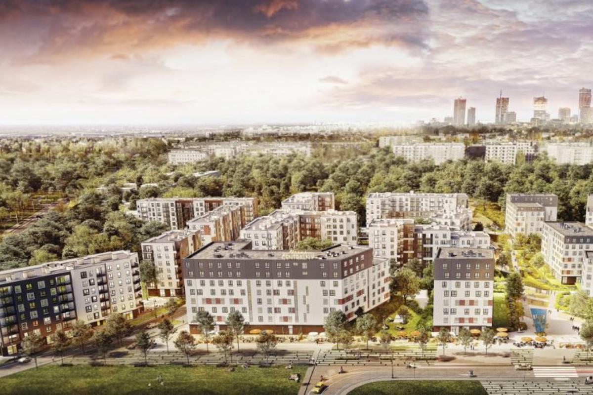 Ursus Centralny - Warszawa, Gołąbki, ul. Gierdziejewskiego 23, Ronson Development - zdjęcie 1