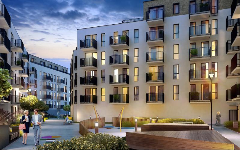 Apartamenty Esencja - Poznań, ul. Garbary, Echo Investment S.A. - zdjęcie 2
