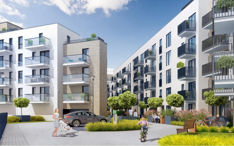 Apartamenty Esencja - Poznań, ul. Garbary, Echo Investment S.A. - zdjęcie 3