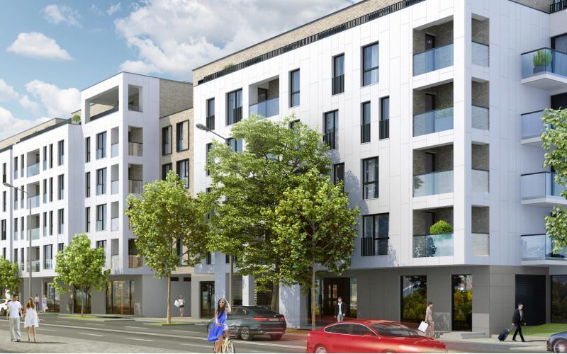 Apartamenty Esencja - Poznań, ul. Garbary, Echo Investment S.A. - zdjęcie 5