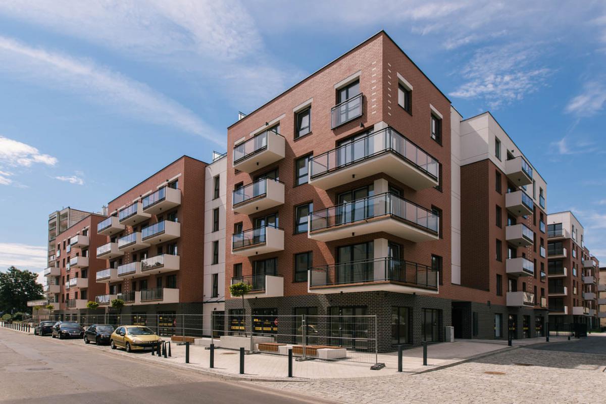 Nowa Grobla Apartamenty - Gdańsk, ul. Długa Grobla, Atal S.A. - zdjęcie 2