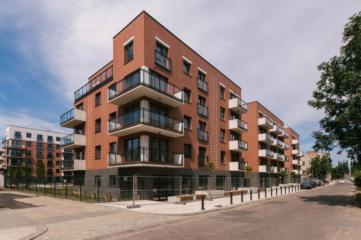 Nowa Grobla Apartamenty - Gdańsk, ul. Długa Grobla, Atal S.A. - zdjęcie 3