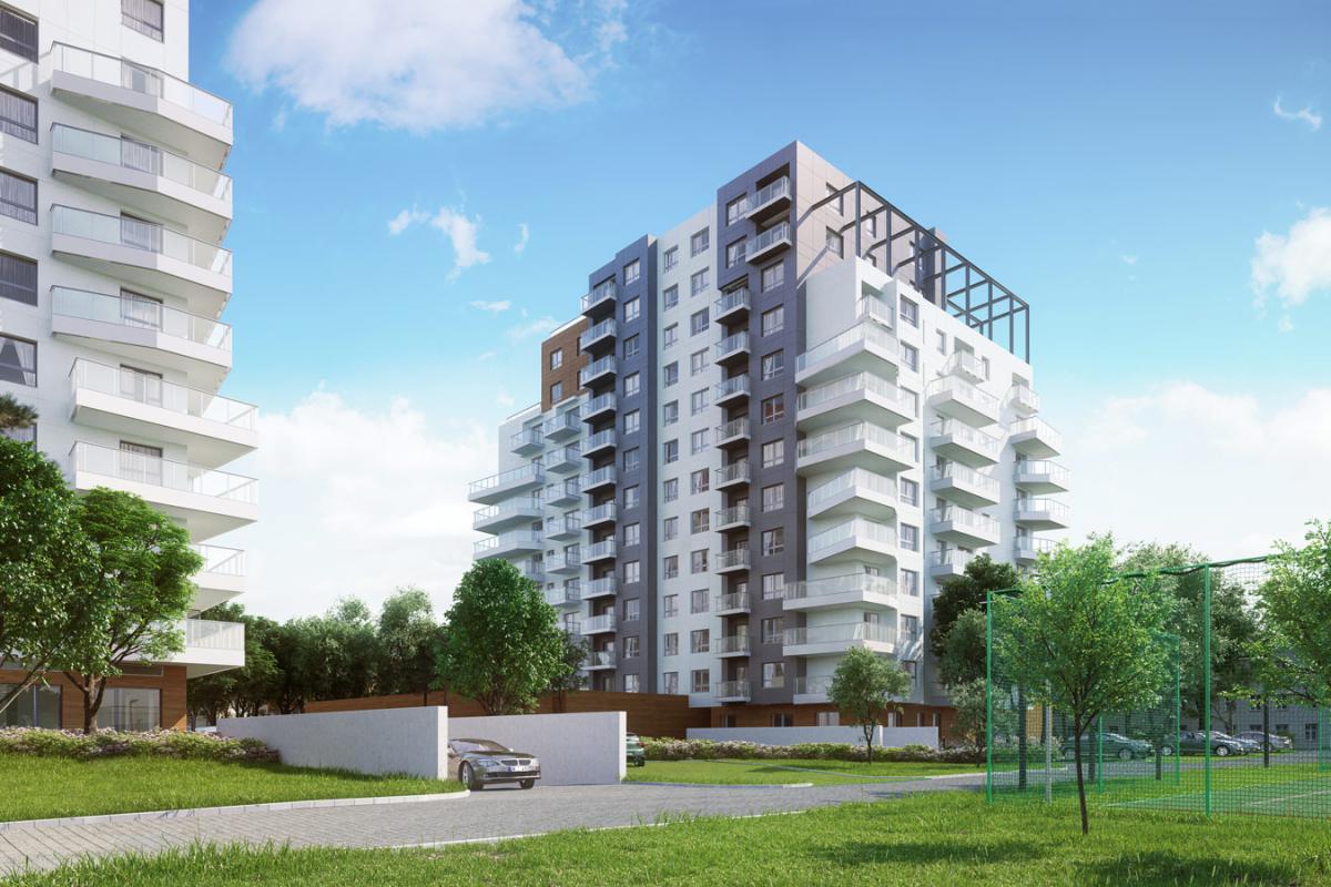 ATAL Baltica Towers Apartamenty Inwestycyjne - Gdańsk, Al. Gen. Hallera, Atal S.A. - zdjęcie 2
