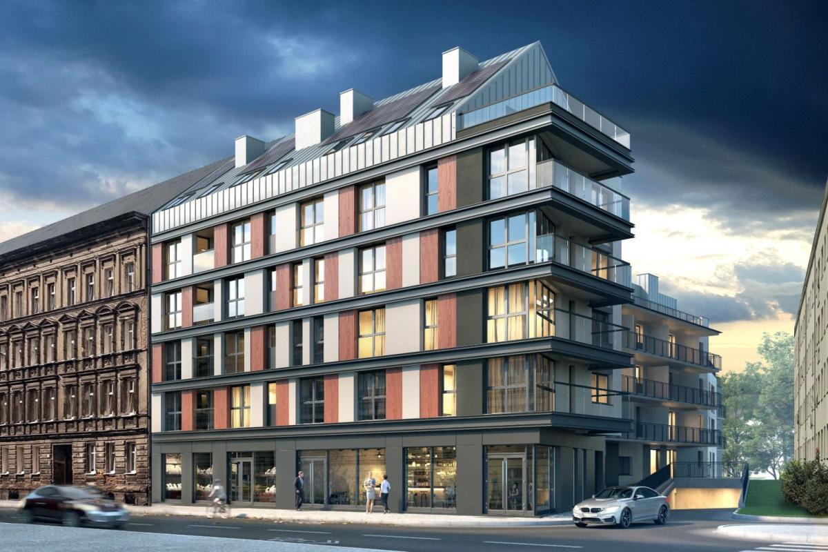 Silesia Apartments - Szczecin, Centrum, ul. Śląska 26, Vastbouw Polska Sp. z o.o. - zdjęcie 1