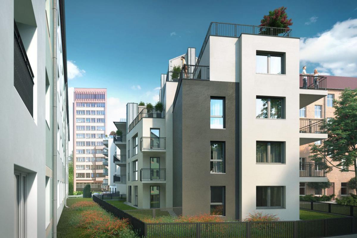 Silesia Apartments - Szczecin, Centrum, ul. Śląska 26, Vastbouw Polska Sp. z o.o. - zdjęcie 2