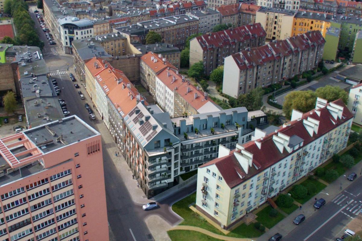 Silesia Apartments - Szczecin, Centrum, ul. Śląska 26, Vastbouw Polska Sp. z o.o. - zdjęcie 3