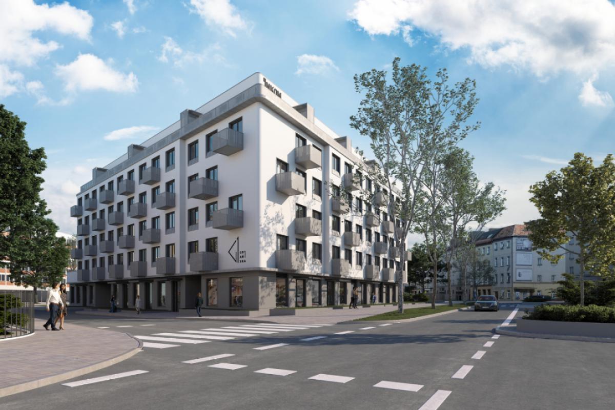 Gdańska 1 - Wrocław, Plac Grunwaldzki, ul. Gdańska 1, INKOM S.A. - zdjęcie 1