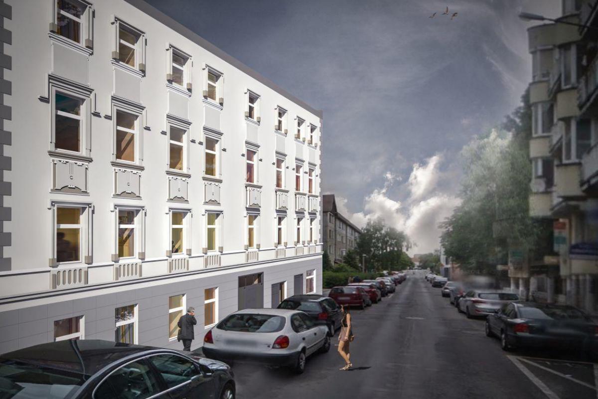 Sokoła 8 - Poznań, Sołacz, ul. Sokoła, Q2 Deweloper - zdjęcie 1