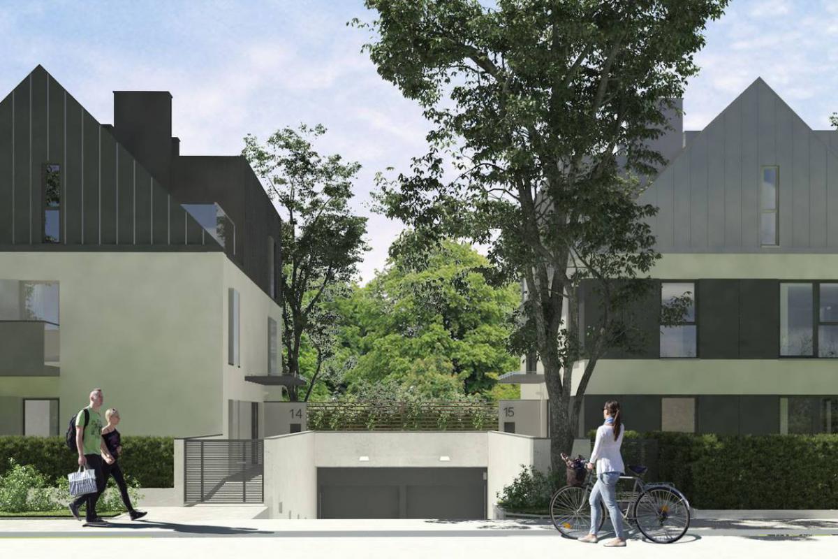 Mirror House - Wrocław, Leśnica, ul. Skoczylasa 34, G2 Sp. z o.o. - zdjęcie 1