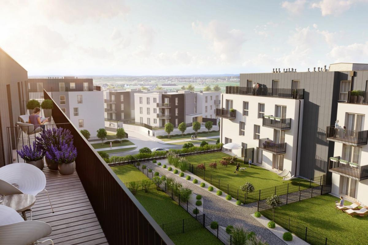 Kajdasza - Wrocław, Jagodno, ul. Kajdasza, Grupa PROFIT Development S.A. - zdjęcie 4