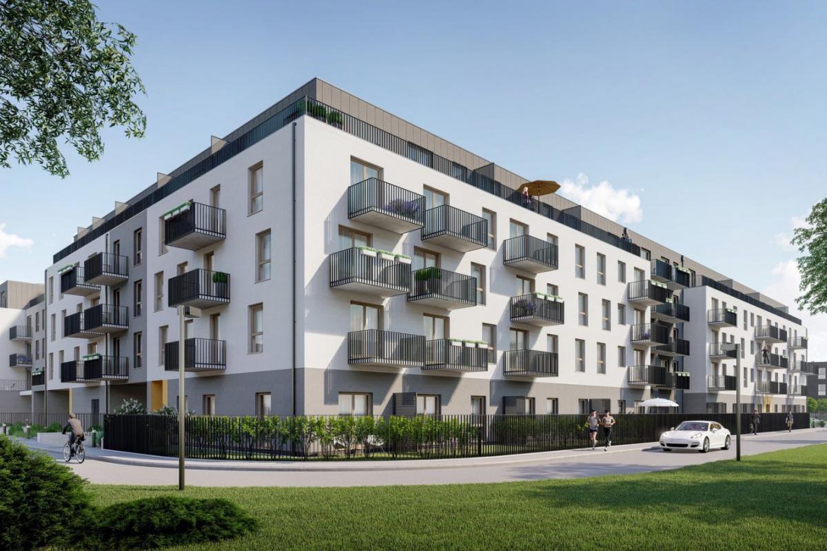 Kajdasza - Wrocław, Jagodno, ul. Kajdasza, Grupa PROFIT Development S.A. - zdjęcie 3
