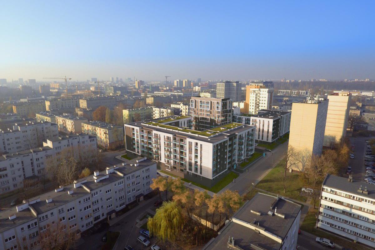 Przy Sarniej - Łódź, ul. Sarnia, Grupa PROFIT Development S.A. - zdjęcie 3