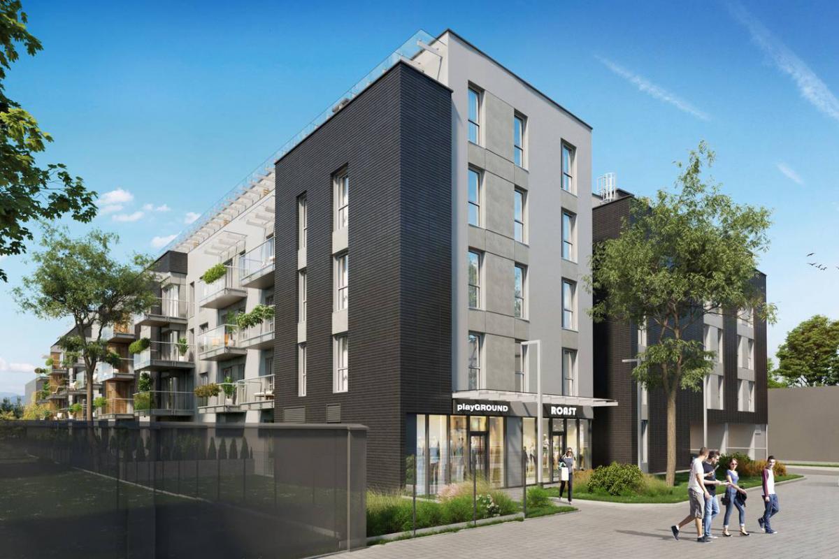 Apartamenty Skowronie - Wrocław, Gaj, ul. Wiktora Brossa 1, G2 Sp. z o.o. - zdjęcie 1