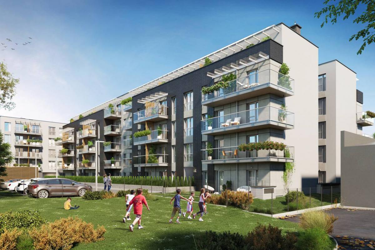 Apartamenty Skowronie - Wrocław, Gaj, ul. Wiktora Brossa 1, G2 Sp. z o.o. - zdjęcie 3